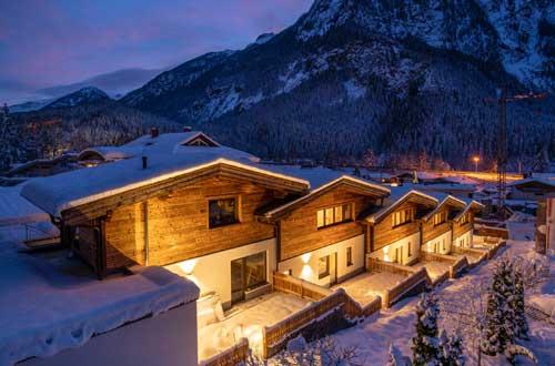 Alp Apart Tirol Oetz Ötztal